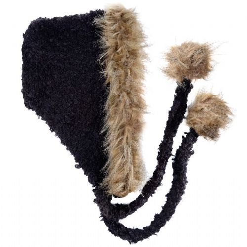 Ladies Peruvian Hat Black